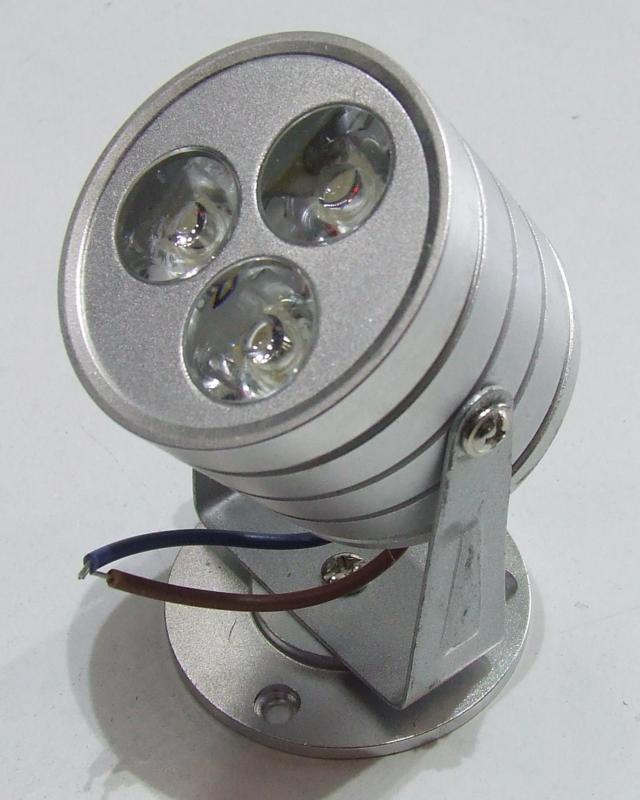 Leetop Faretto quadrato 4X 12W LED Bianco Freddo Spot luci di lavoro IP67 dal grande magazzino di Deutsche Lokal
