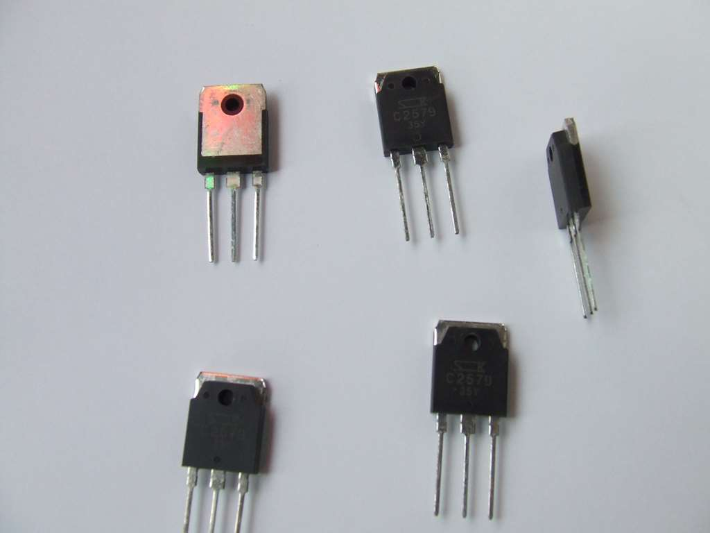 2SC 2579 TRANSISTOR ORIGINALE JAPAN 2SC2579 : Illuminazione a led