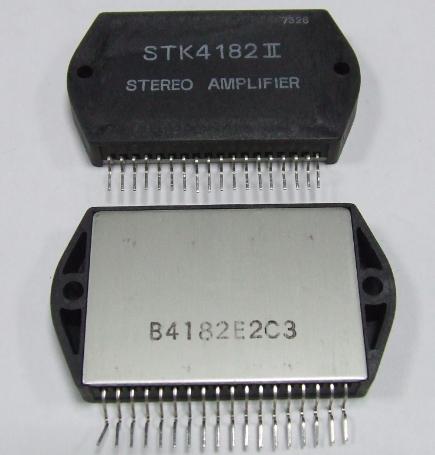 STK437 CIRCUITO INTEGRATO AMPLIFICATORE STEREO
